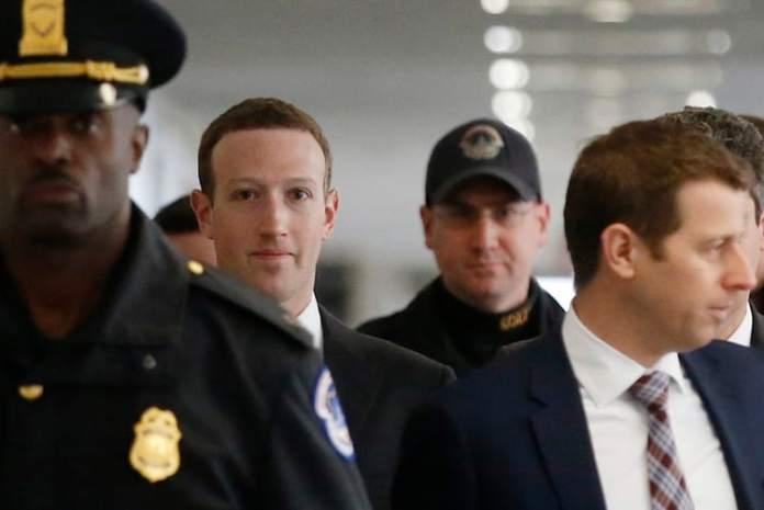 spinonews Mark Zuckerberg