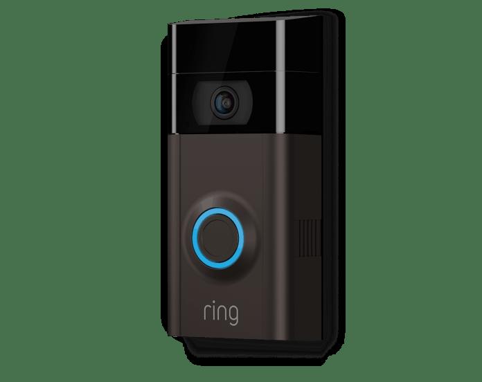 spinonews Ring doorbell