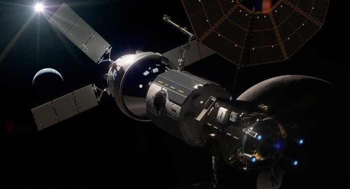 spinonews Lunar Orbital Platform Gateway