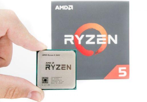 AMD's Ryzen 5 2600