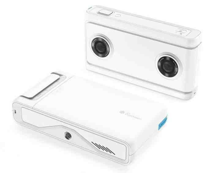 spinonews Lenovo Mirage Camera