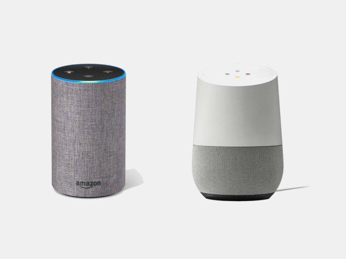 spinonews smart speaker shipments