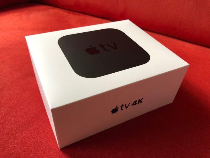 spinonews Apple 4K tv