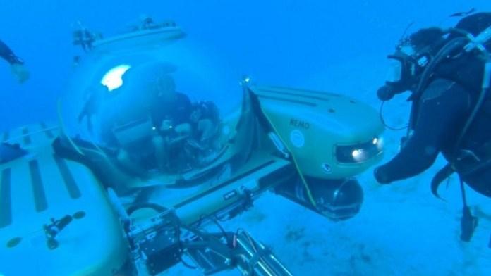 spinonews treasure-laden shipwrecks in the Bahamas