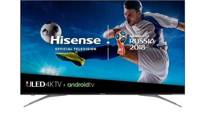spinonews H9E Plus 4K smart ULED TVs