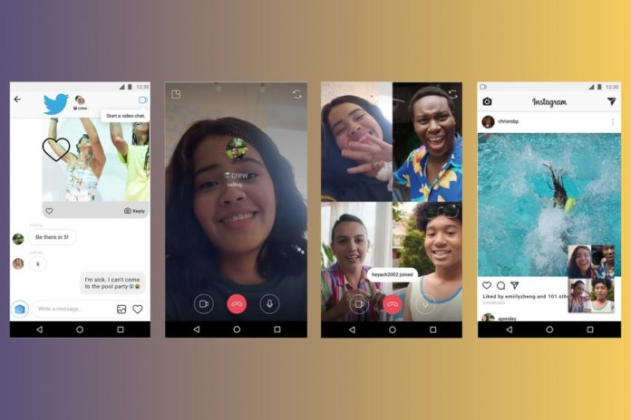 spinonews group video chat