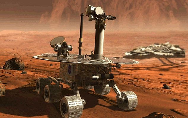 spinonews opportunity rover