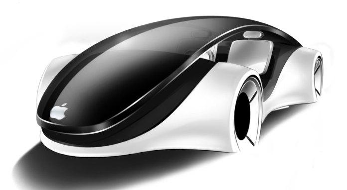 Apple's autonomous car project