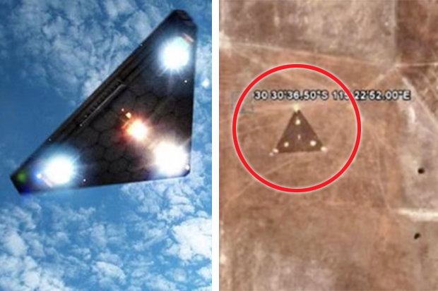 spinonews UFOs Are Real