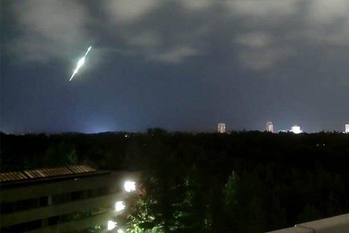 spinonews asteroid strike