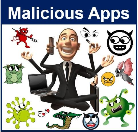 areflect malicious apps