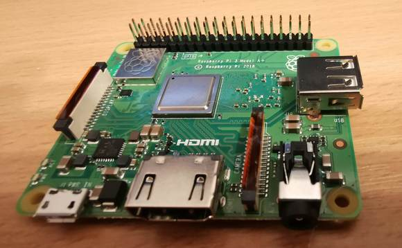 areflect Raspberry Pi
