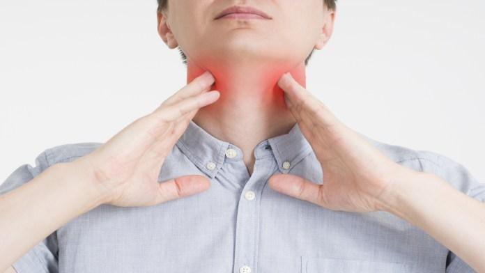 areflect thyroid