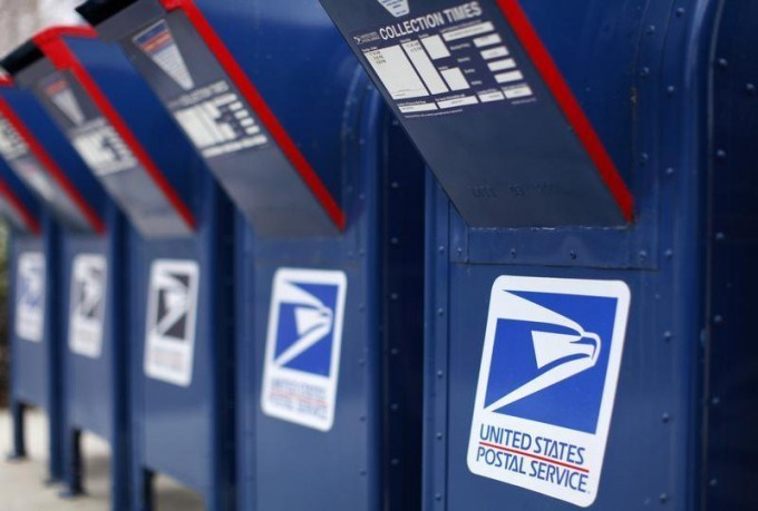 areflect US postal services