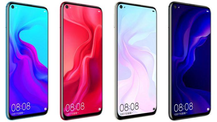 areflect Huawei Nova 4