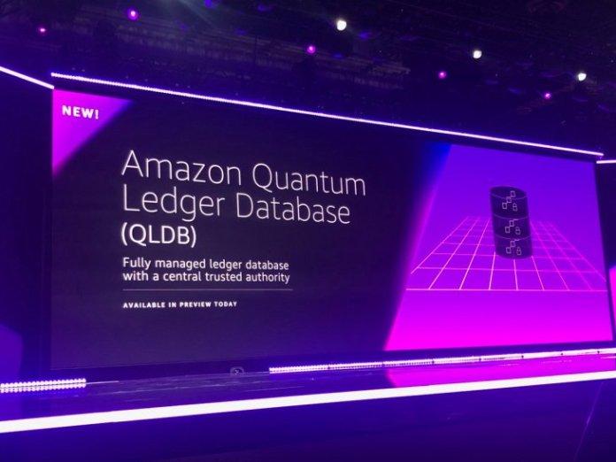 areflect Amazon blockchain