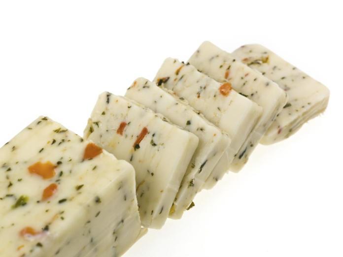 areflect Monterey Jack cheese