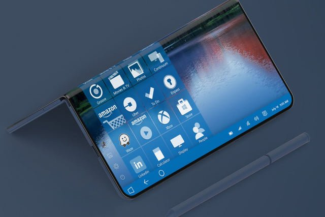 areflect surface phone