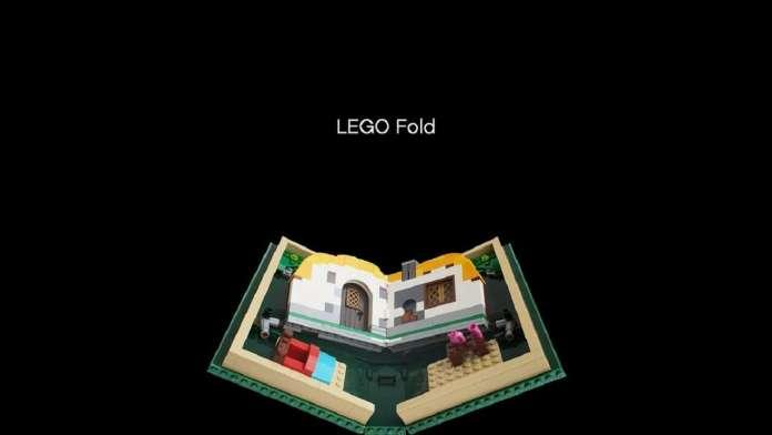 areflect lego fold