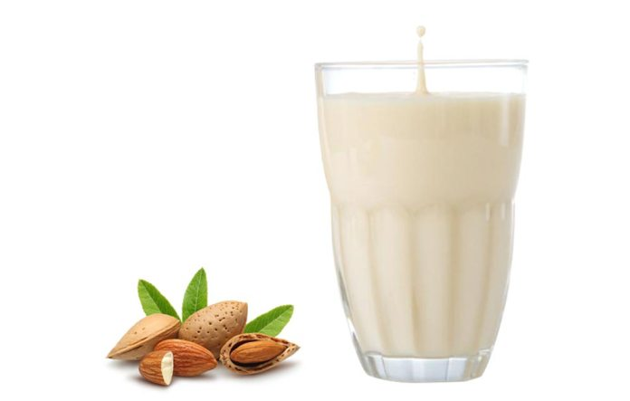 areflect Almond milk