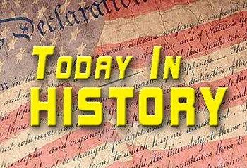 TODAY IN HISTORY JULY 9