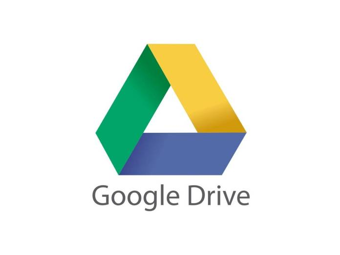 Google Drive security flaw