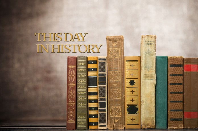 Today In History August 8