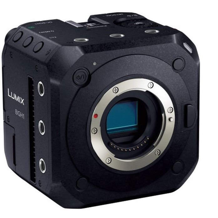 Micro Four Thirds video camera