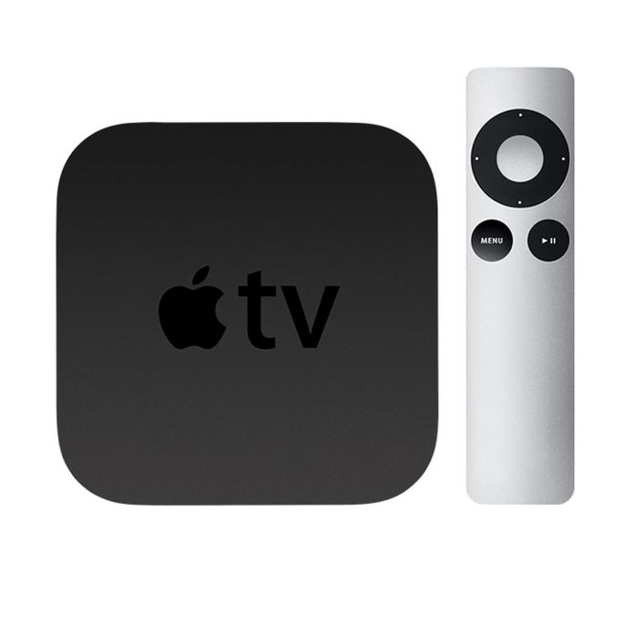 Older Apple TV update