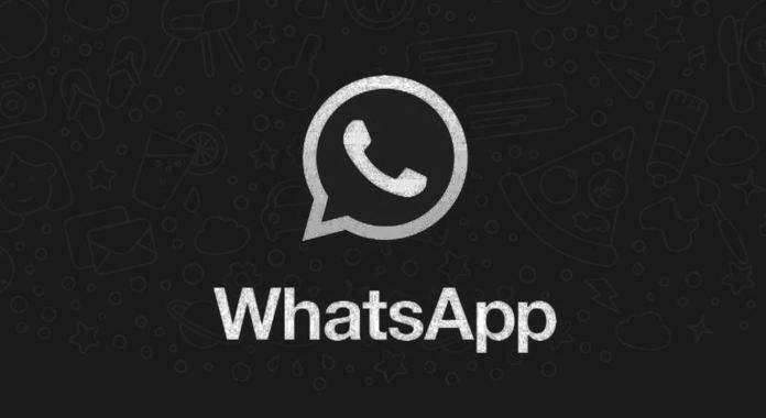Whatsapp's password protected backup