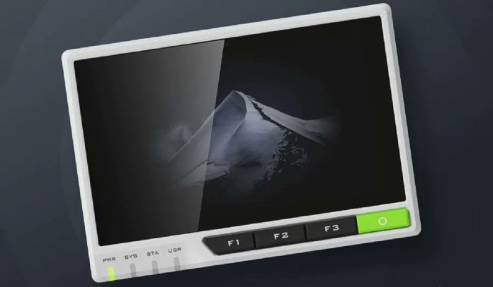 Seeed Studio HMI device