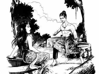 Nyai Ageng Tumengkang Sari - Roro Jonggrange Gresik