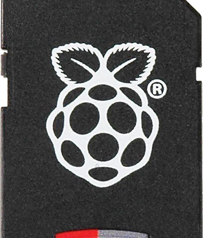 Raspberry PI karta pamięci
