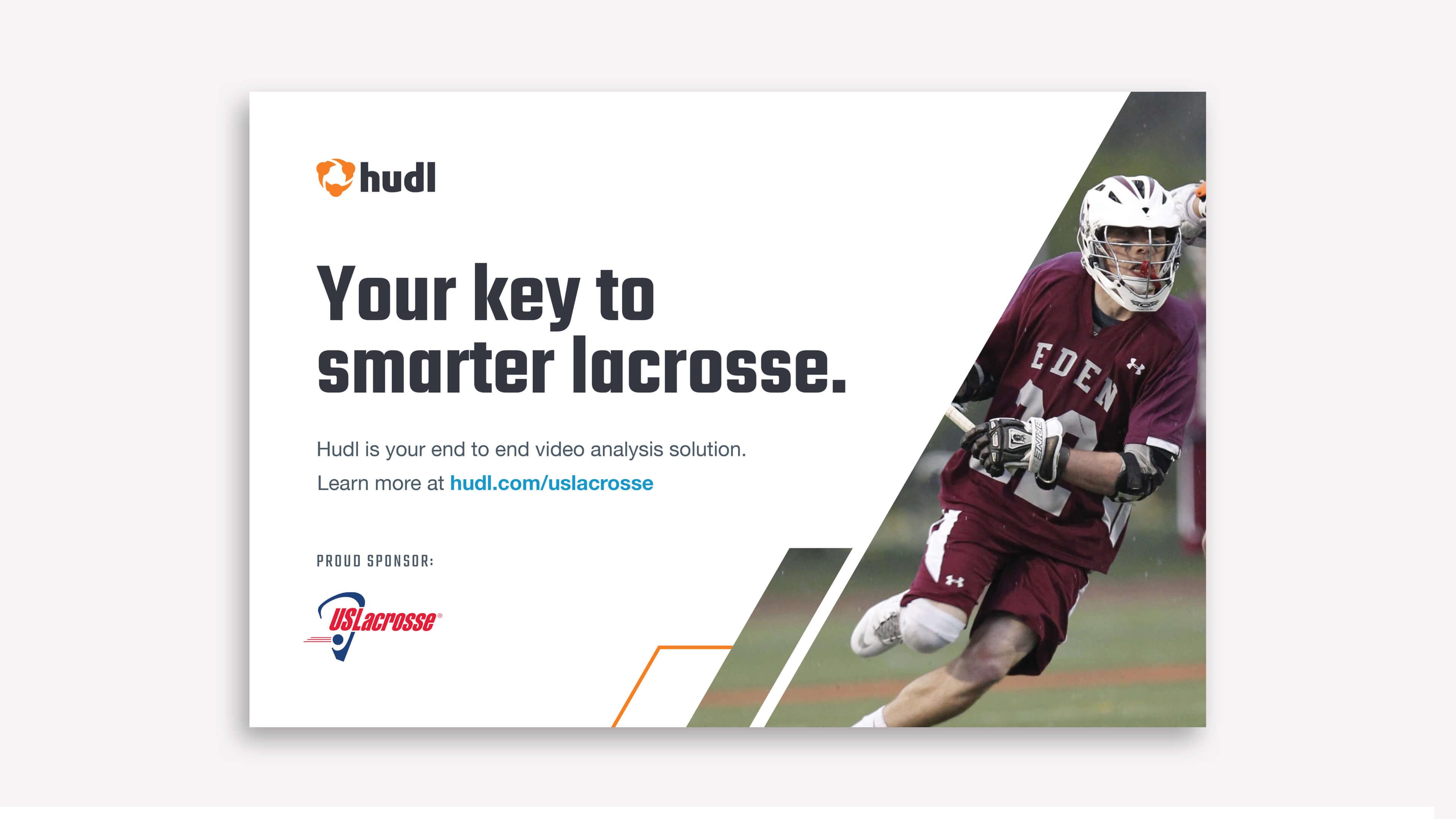 US Lacrosse Print Ad