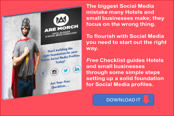 Free Social Media Checklists