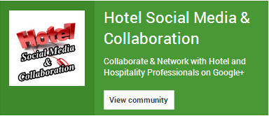 Hotel Social Media & Collaboration