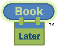 Book Later Button