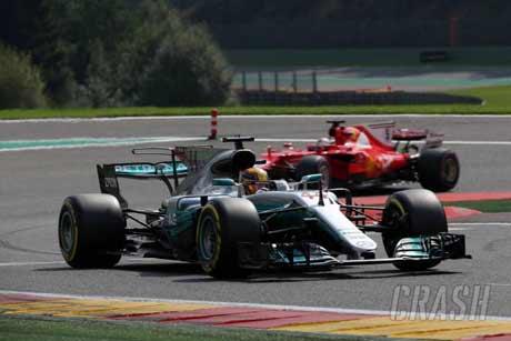 Lewis Hamilton VS Vettel - crash.net