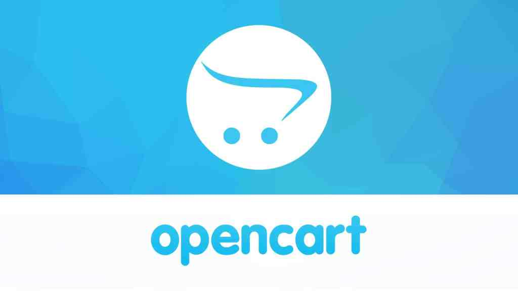 Back up Open Cart