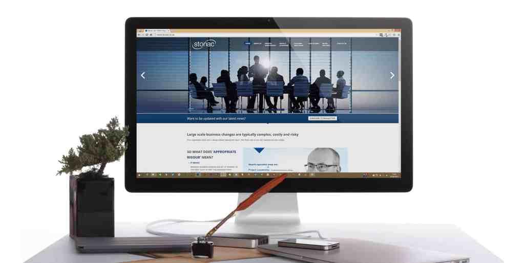 Stonac Ltd in Milton Keynes use Arena DM for Web design and WordPress training