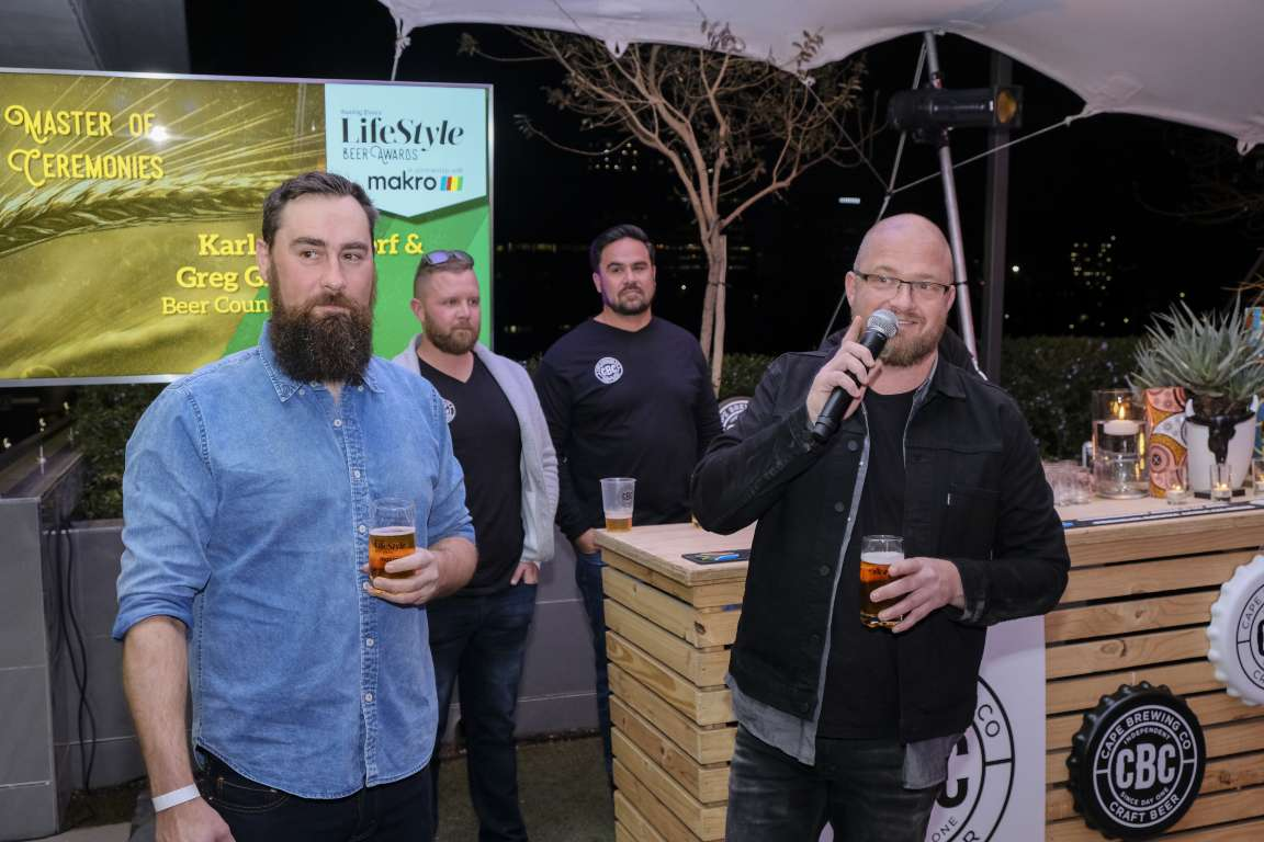 Photo from Sunday Times Lifestyle Beer Awards in partnership with Makro - Event