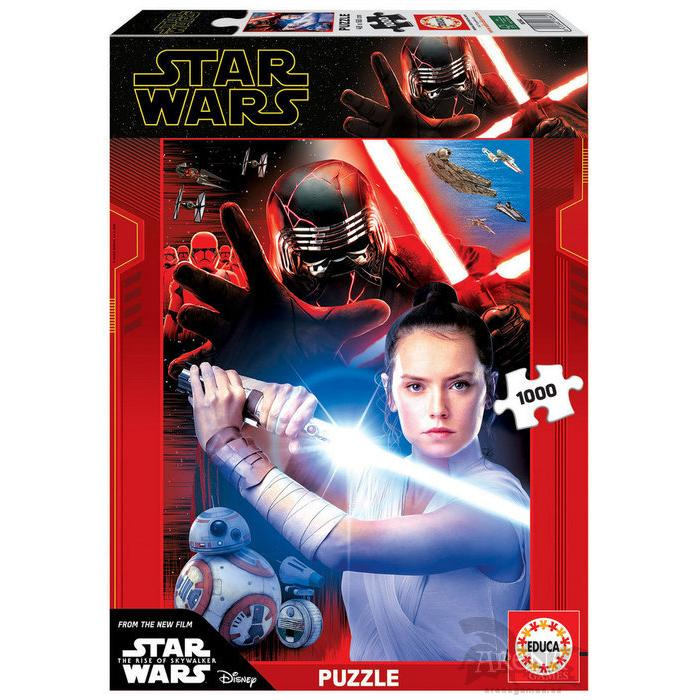 Educa – Puzzle 1000 STAR WARS Episodio IX