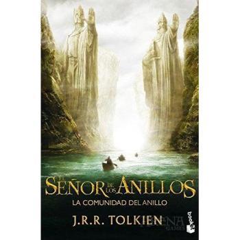 El Señor de los Anillos I - La Comunidad del Anillo - J.R.R. Tolkien - Booket