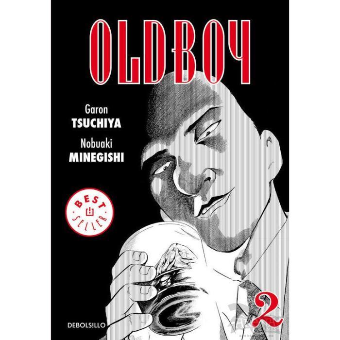 Old Boy 2 - Debolsillo