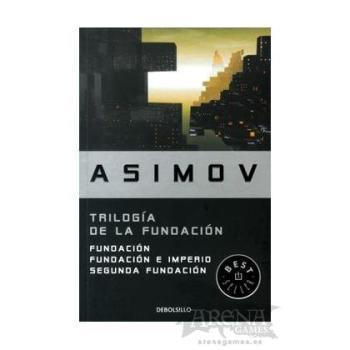 Trilogía de la Fundación DBBS - Asimov - Debolsillo