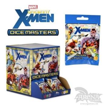 DICE MASTERS – Sobre Uncanny X-Men *ESP/ITA*