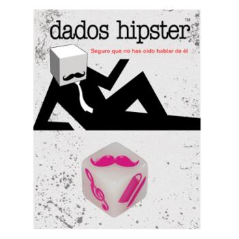 Dados Hipster Cupcake Vintage