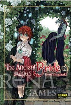 ANCIENT MAGUS BRIDE #02– Norma