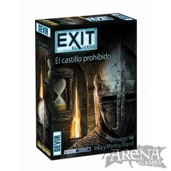 Exit: El castillo prohibido – Juegos de Mesa – Devir
