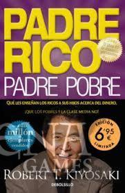 PADRE RICO PADRE POBRE